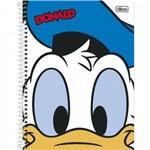 Caderno Univesitario CD 160 Folhas Donald Tilibra *Capas Sortidas*