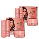 Cadiveu Hair Remedy 2 Kit Hidratação Tratamento Completo