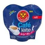 Café com Leite 3 Corações Refil com 100g