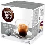 Café Nescafé Dolce Gusto Barista 120g, Nestlé
