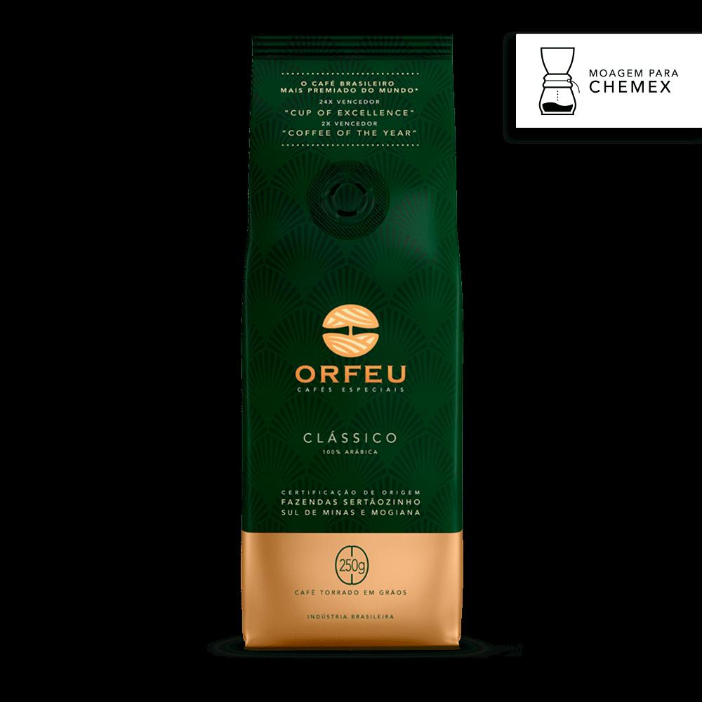 Café Orfeu Clássico para Chemex | 250g 561