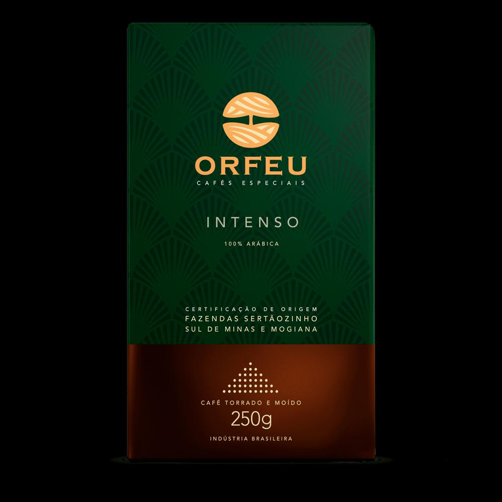 Café Orfeu - Intenso Torrado e Moído | 250g 000512