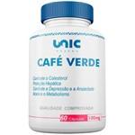 Café Verde 100mg 60 Cáps Unicpharma