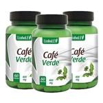 Café Verde (Green Coffee) 3 Frascos
