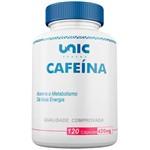 Cafeína 420mg 60 Cáps Unicpharma