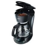 Cafeteira Programável Preta Coff 36 Xicaras 127V Oster