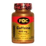 Caffeine 420mg com 120 Comprimidos