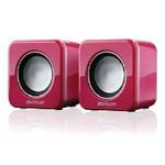 Caixa 4w Rms Mini Pink USB Sp103