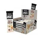 Caixa Best Whey Peanut N Cream Chocolate Proteico Branco - 12 Unidades