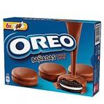 Caixa Bolacha Oreo com Cobertura de Chocolate ao Leite 246g