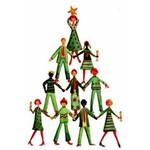 Caixa Cartoes de Natal Maria Eugenia