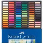 Caixa de Giz Pastel Seco Faber Castell Creative 72 Cores Ref: 128272