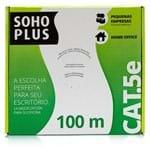 Caixa de Rede CAT.5e, 100% Cobre, UTP, 100 Metros - SOHOPLUS