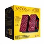 Caixa de Som 8W RMS VOXCUBE VC-D400