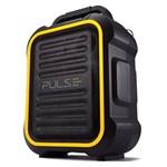 Caixa de Som Amplificada 80w Rms Led Bluetooth Pendrive Sd