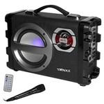 "Caixa de Som Amplificada Satellite AS382 5.25"" 40W RMS Bluetooth/Karaoke/Bivolt"