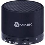 Caixa de Som Bluetooth/fm/microsd/mic 3 W Rms Musicbox Preta