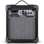 Caixa de Som Frahm Lc 250 App Amplificada Multiuso Usb, Sd e Bluetooth - 60 Watts Rms - Preta