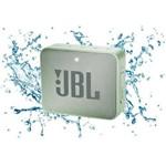 Caixa de Som JBL GO 2, Bluetooth, 3 Watts, Verde