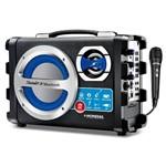 Caixa de Som Mondial MCO-04 40 Watts com Bluetooth e Microfone - Preto