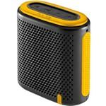 Caixa de Som Portátil Box Pulse Sp238, 10w Rms - Preto / Amarelo