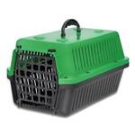 Caixa de Transporte para Cães e Gatos Verde N 2
