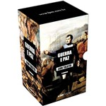Caixa Especial Guerra e Paz - 4 Volumes