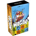 Caixa Especial Hagar - 4 Volumes