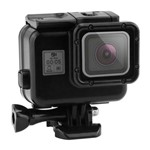 Caixa Estanque Blackout 30m Câmeras GoPro Hero 5 6 7 Black Hero (2018)