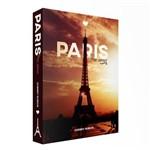 Caixa Livro Decorativa Book Box Paris Fullway Goodsbr