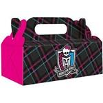 Caixa para Viagem Monster High Teen C/ 04 Unidades