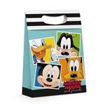 Caixa Plus P/presente Mickey e Amigos Disney 22x9cm C/10