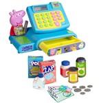 Caixa Registradora e Acessórios - Mercadinho - Peppa Pig - DTC