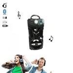 Caixa Som Bluetooth Amplificada Entrada Microfone Cs-m432bt