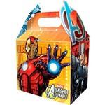 Caixa Surpresa Avengers Animated com 8 Unidades - Regina Festas