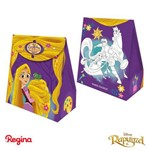 Caixa Surpresa Envelope Rapunzel C/8 | Regina