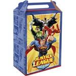 Caixa Surpresa Liga da Justiça C\ 8uni - Festcolor