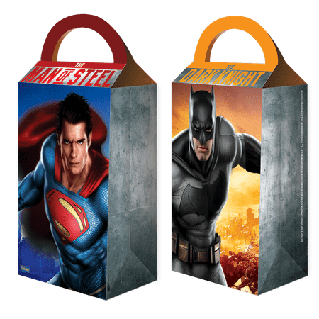 Caixa Surpresa Maleta Batman Vs. Superman - 08 Unidades