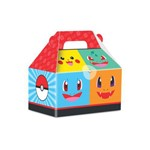 Caixa Surpresa Maleta Pocket Monsters C/8