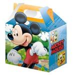 Caixa Surpresa Mickey Diversão Regina Festas com 8 Unidades