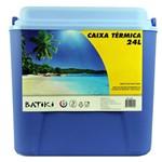 Caixa Térmica 24 Litros Batiki Azul 45966
