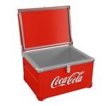 Caixa Térmica 50 Litros Coca Cola