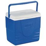 Caixa Térmica Coleman 16QT 15.1L (14 Latas) - Azul