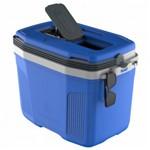 Caixa Térmica Cooler 32 Litros Termolar Original - Azul