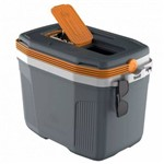 Caixa Térmica Cooler 32 Litros Termolar Original - Cinza