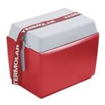 Caixa Térmica Termolar Compacta 24L Vermelha