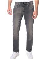 Calça Calvin Klein Jeans 5 Pckts Slouchy Skinny Preto - 38
