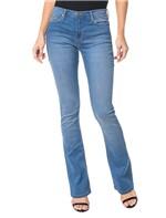 Calça Calvin Klein Jeans Five Pockets RCKR Kick Azul Médio - 46