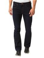 Calça Calvin Klein Jeans Five Pockets Slim Straight Marinho - 40