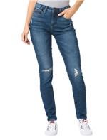 Calça Calvin Klein Jeans Super Skinny High Azul Médio - 38